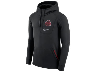 Ohio State Buckeyes Nike NCAA Men's Fly Rush Fleece Hoodie