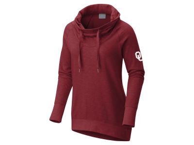 Oklahoma Sooners Columbia NCAA Women's Down Time Hooded Tunic