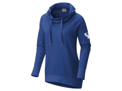 Kentucky Wildcats Columbia NCAA Women's Down Time Hooded Tunic