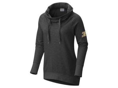Purdue Boilermakers Columbia NCAA Women's Down Time Hooded Tunic