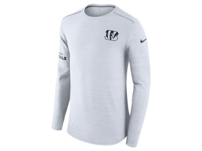 Cincinnati Bengals Nike NFL Men's Color Rush Player Top Long Sleeve T-shirt
