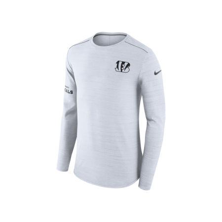 Cincinnati Bengals Nike NFL Men's Color Rush Player Top Long Sleeve T-shirt