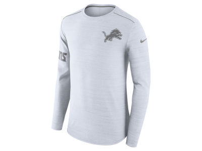Detroit Lions Nike NFL Men's Color Rush Player Top Long Sleeve T-shirt