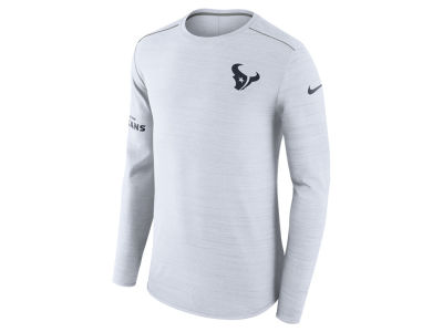 Houston Texans Nike NFL Men's Color Rush Player Top Long Sleeve T-shirt