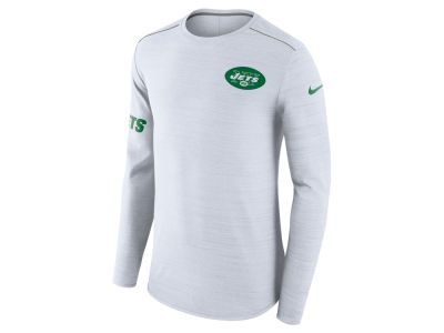 New York Jets Nike NFL Men's Color Rush Player Top Long Sleeve T-shirt