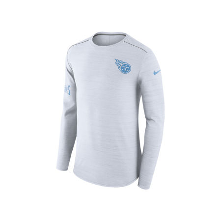 Tennessee Titans Nike NFL Men's Color Rush Player Top Long Sleeve T-shirt