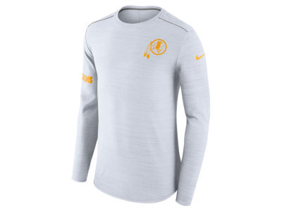 Washington Redskins Nike NFL Men's Color Rush Player Top Long Sleeve T-shirt