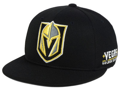 Vegas Golden Knights adidas NHL FVF Stretch Cap
