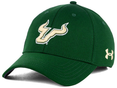 South Florida Bulls Under Armour NCAA Airvent Alloy Cap