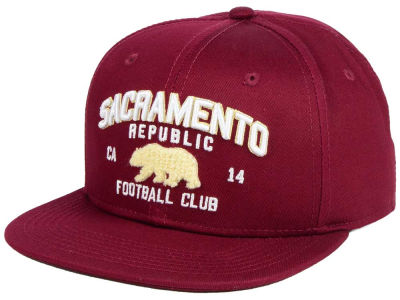 Official Sac Republic Snapback Cap