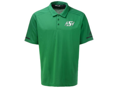 Saskatchewan Roughriders adidas CFL Men's Polo