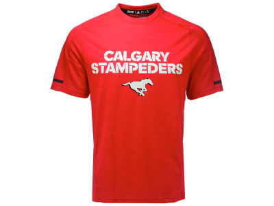 Calgary Stampeders adidas CFL Men's Training T-Shirt