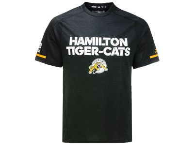 Hamilton Tiger-Cats adidas CFL Men's Training T-Shirt