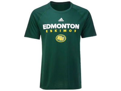 Edmonton Eskimos adidas CFL Men's Ultimate T-Shirt
