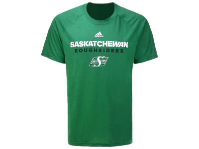 Saskatchewan Roughriders adidas CFL Men's Ultimate T-Shirt