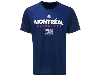 Montreal Alouettes adidas CFL Men's Ultimate T-Shirt