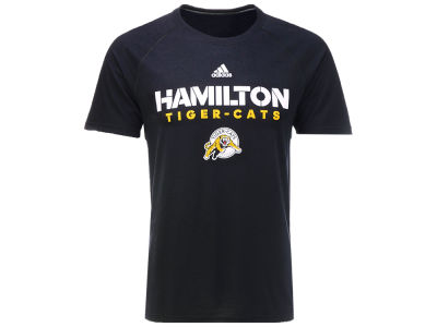 Hamilton Tiger-Cats adidas CFL Men's Ultimate T-Shirt