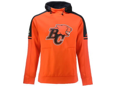 BC Lions adidas CFL Sideline Player Pullover Hood