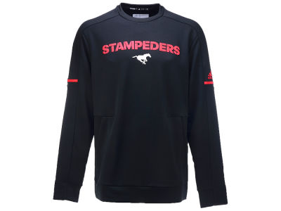 Calgary Stampeders adidas CFL Sideline Player Crew