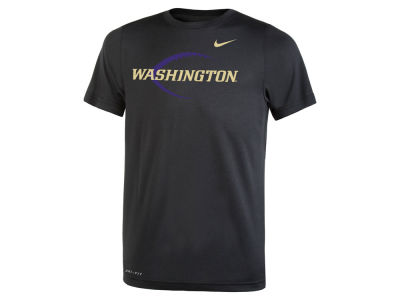 Washington Huskies Nike NCAA Youth Legend Football Icon T-Shirt