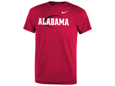 Alabama Crimson Tide Nike NCAA Youth Legend Football Icon T-Shirt
