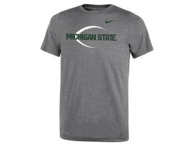 Michigan State Spartans Nike NCAA Youth Legend Football Icon T-Shirt