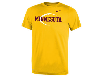 Minnesota Golden Gophers Nike NCAA Youth Legend Football Icon T-Shirt