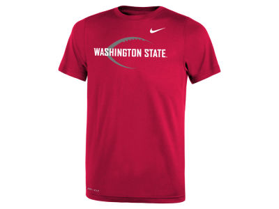 Washington State Cougars Nike NCAA Youth Legend Football Icon T-Shirt