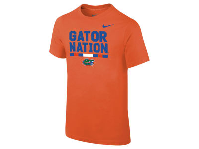 Florida Gators Nike NCAA Youth Local Verbiage T-Shirt