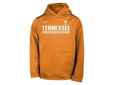 Tennessee Volunteers Nike NCAA Youth Therma Color Block Hoodie