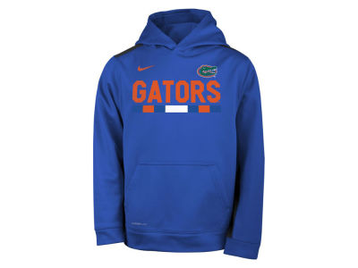 Florida Gators Nike NCAA Youth Therma Color Block Hoodie