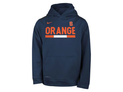 Syracuse Orange Nike NCAA Youth Therma Color Block Hoodie