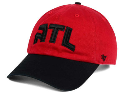 Atlanta Hawks '47 NBA 2-Tone '47 CLEAN UP Cap