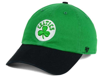 Boston Celtics '47 NBA 2-Tone '47 CLEAN UP Cap