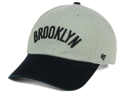 Brooklyn Nets '47 NBA 2-Tone '47 CLEAN UP Cap