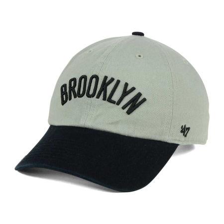 Brooklyn Nets '47 NBA 2-Tone '47 CLEAN UP Cap