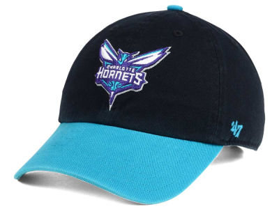 Charlotte Hornets '47 NBA 2-Tone '47 CLEAN UP Cap