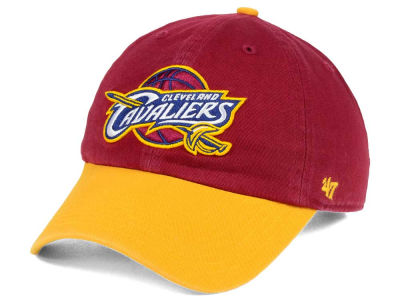 Cleveland Cavaliers '47 NBA 2-Tone '47 CLEAN UP Cap