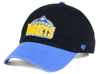 Denver Nuggets '47 NBA 2-Tone '47 CLEAN UP Cap