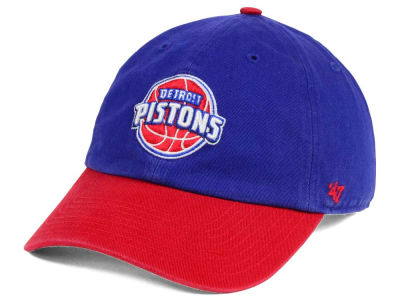 Detroit Pistons '47 NBA 2-Tone '47 CLEAN UP Cap
