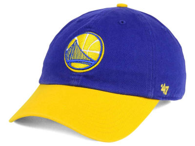 Golden State Warriors '47 NBA 2-Tone '47 CLEAN UP Cap