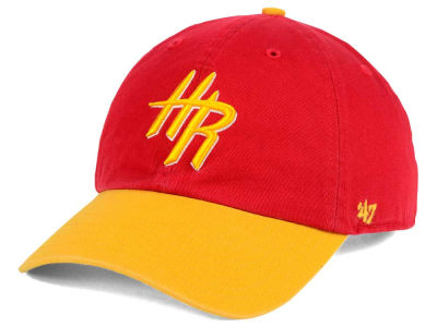 Houston Rockets '47 NBA 2-Tone '47 CLEAN UP Cap