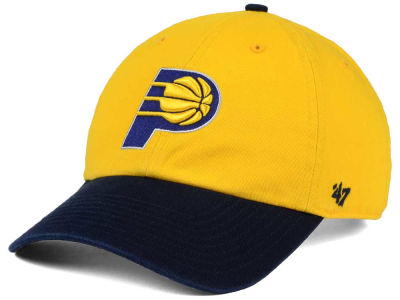 Indiana Pacers '47 NBA 2-Tone '47 CLEAN UP Cap