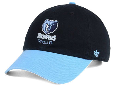 Memphis Grizzlies '47 NBA 2-Tone '47 CLEAN UP Cap
