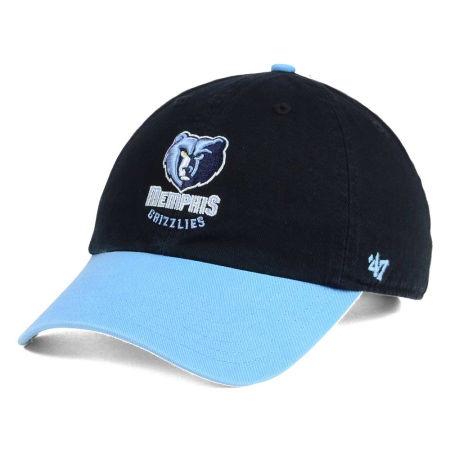 Memphis Grizzlies '47 NBA 2-Tone '47 CLEAN UP Cap