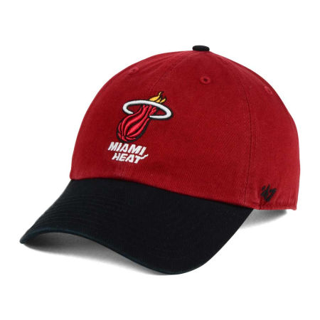 Miami Heat '47 NBA 2-Tone '47 CLEAN UP Cap