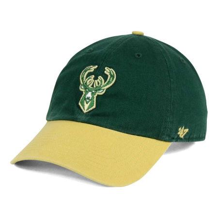 Milwaukee Bucks '47 NBA 2-Tone '47 CLEAN UP Cap