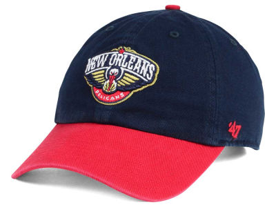 New Orleans Pelicans '47 NBA 2-Tone '47 CLEAN UP Cap