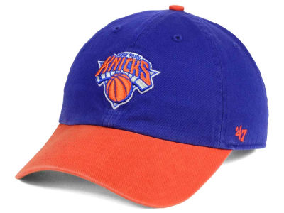 New York Knicks '47 NBA 2-Tone '47 CLEAN UP Cap