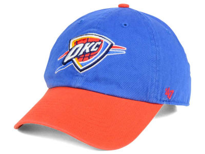 Oklahoma City Thunder '47 NBA 2-Tone '47 CLEAN UP Cap